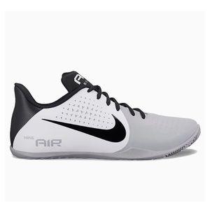 Nike Men Black & White Air Behold Sneakers Sz 10.5